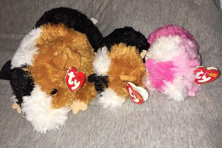 Ty patches Rosay bunten meerschweinchen beanie baby classic die 28 gemeinden im ruhestand