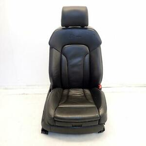 Audi Q7 Drivers Leather Seat NOT HEATED 3.0 Tdi S Line|Ref.1073