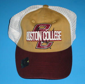 BOSTON COLLEGE BC HAT CAP NEW NWT SNAPBACK