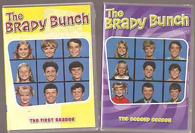 The Brady Bunch: Season 1 & 2 - DVD TV Show First & Second - BRAND NEW Unopened