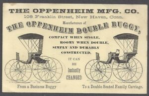 NEW-HAVEN-CT-OPPENHEIM-BUGGY-MANUFACTURING-COMPANY-BUSINESS-CARD-c-1880-039-s