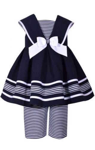 Baby Mädchen Matrosenkleid 56,62,68,74,80,86,92,98,104 Hose~Set~Outfit Gr