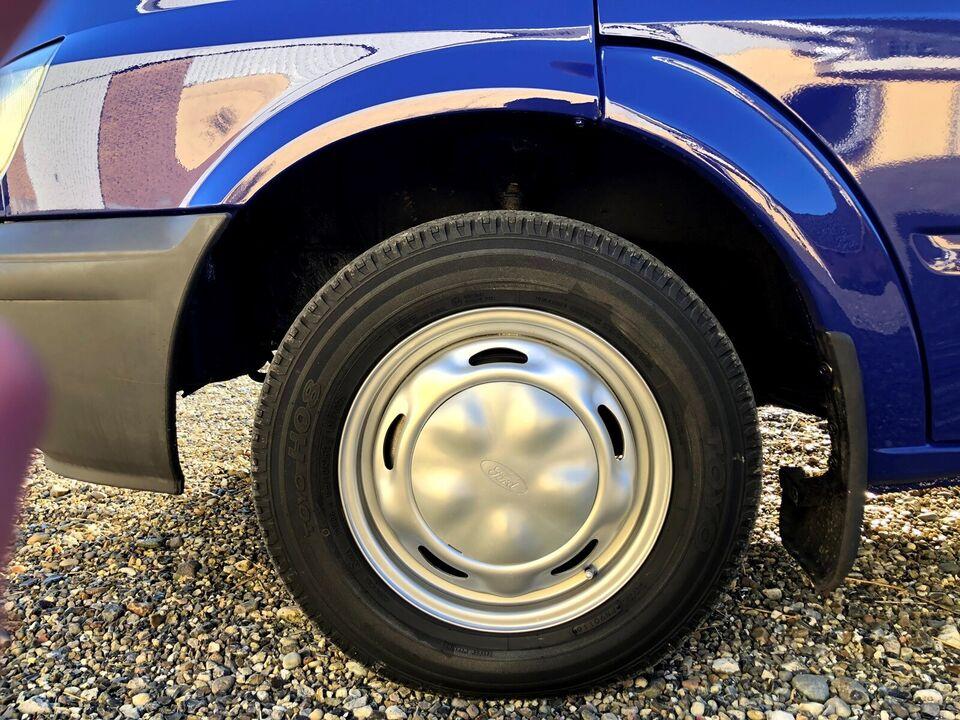 Ford Transit 300m 2.0 125hk