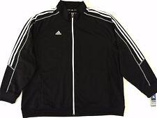 Men's Adidas Black Polyester Lightweight Jacket 3XL
