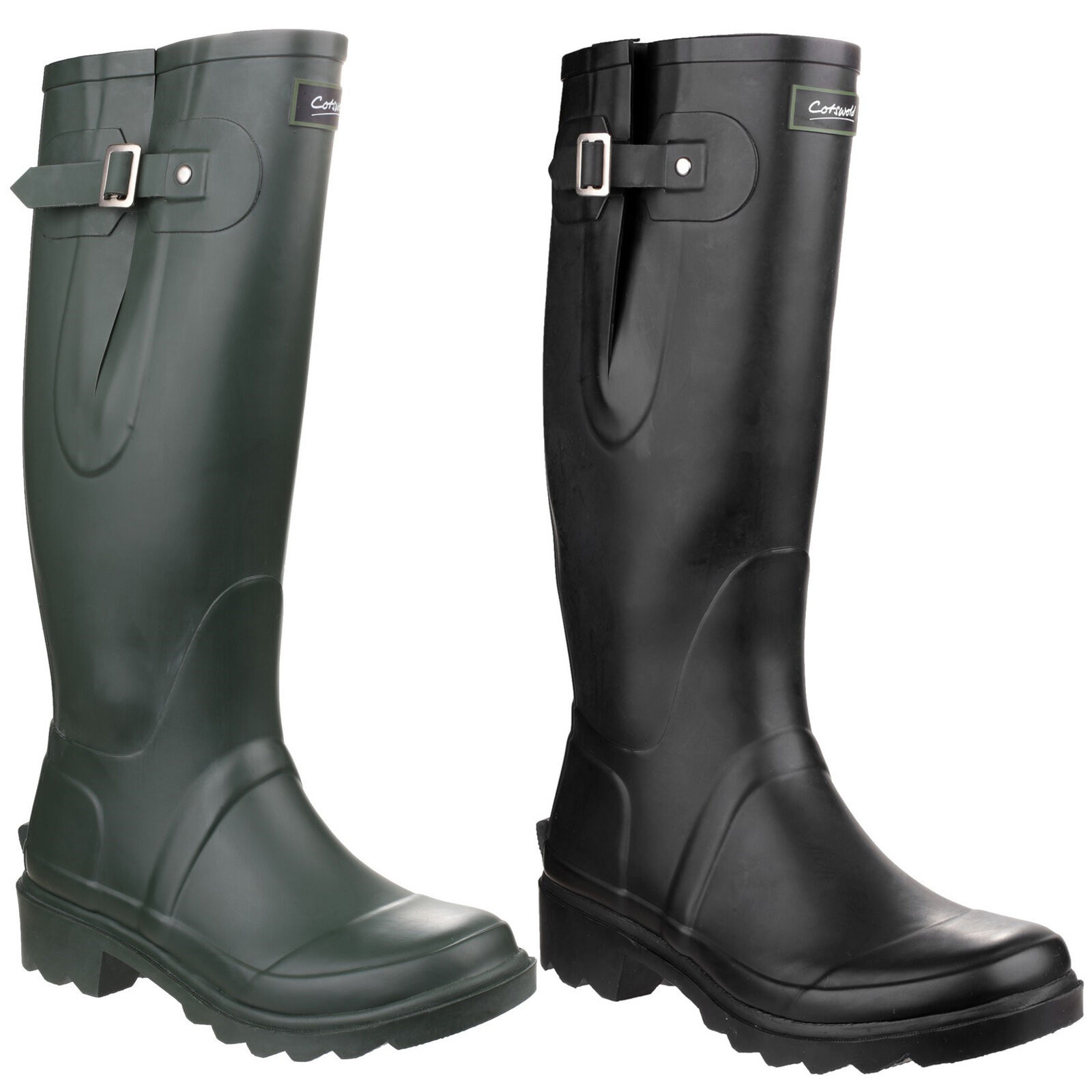 Cotswold Ragley Rubber Stiefel Mens Boys Waterproof Wellingtons Wellies UK3-12