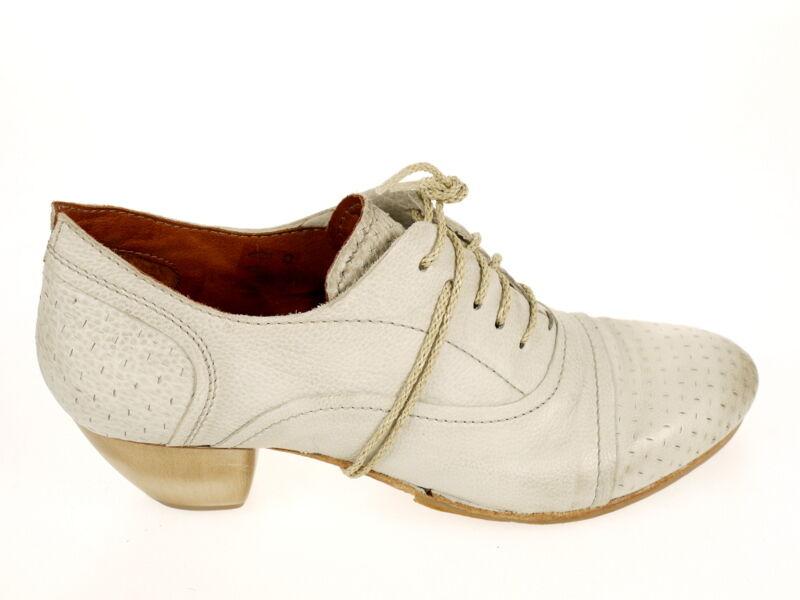 Pakros Pumps Halbschuh Art. 41G23129 offWeiß Gr. 37 Original Schuhe Neu OVP