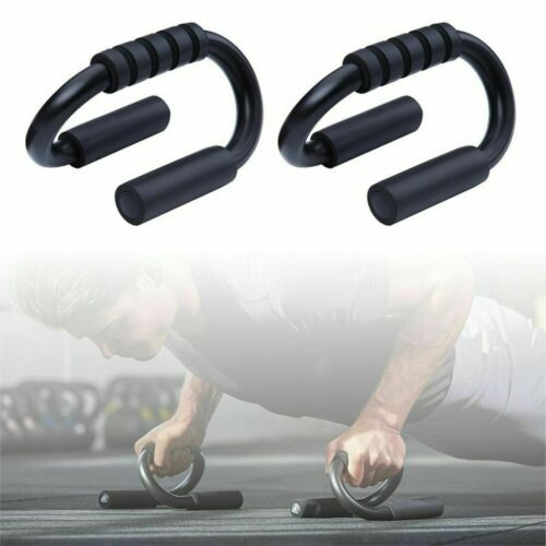Push up Stand Foam Handles Bar Stand Press Pull Gym Fitness Exercise Workout