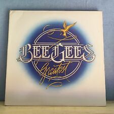 BEE GEES Greatest 1979 UK double vinyl LP EXCELLENT CONDITION hits best of  B