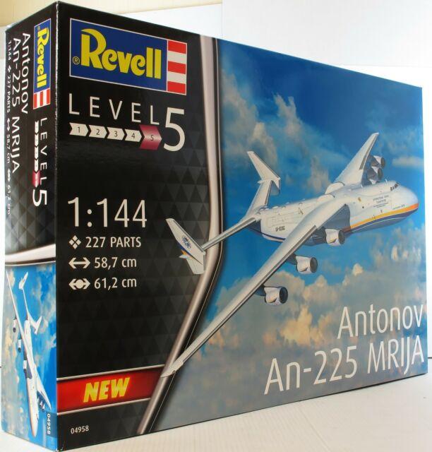 Revell 04958-1//144 Antonov AN-225 Mrija Neu