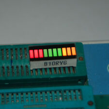 New 10 Segment Led Bar Graph MULTICOLOR