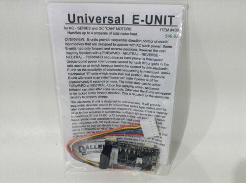 Brand New Dallee Universal E-Unit #400 #TOTES1