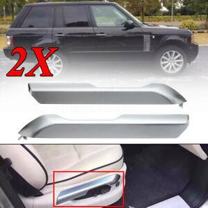 Seat-Cushion-Valance-Chrome-Copertura-per-Range-Rover-L322-HJR500021NUG