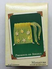 "Hallmark Keepsake Ornament ""Presents of Angels"" Mib 2003 Miniature Ornament"