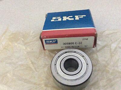 SKF 305800 C-2Z Ball Bearing