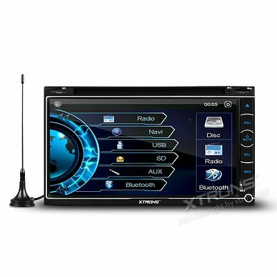 "RADIO DVD GPS UNIVERSAL  2DIN COCHE LCD TACTIL 6,95"" HD BLUETOOTH,MP3,TDT.."