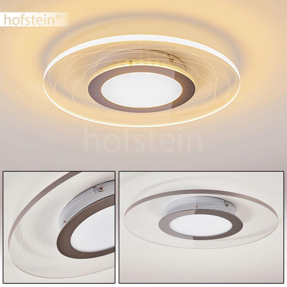 Plafonnier rond LED Lustre Design Lampe de couloir Lampe à suspension Luminaire
