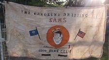 First Banner of CAROLINA DRIFTING SAMS Flag display Camping Club fraternal L@@K