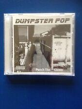 Dumpster Pop - Punch The Clown (CD 2004) NEW SKA CD