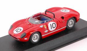 Ferrari 250 P # 10 2ème Trophée du Gouverneur Nassau 1963 P.rodriguez 1:43 Modèle