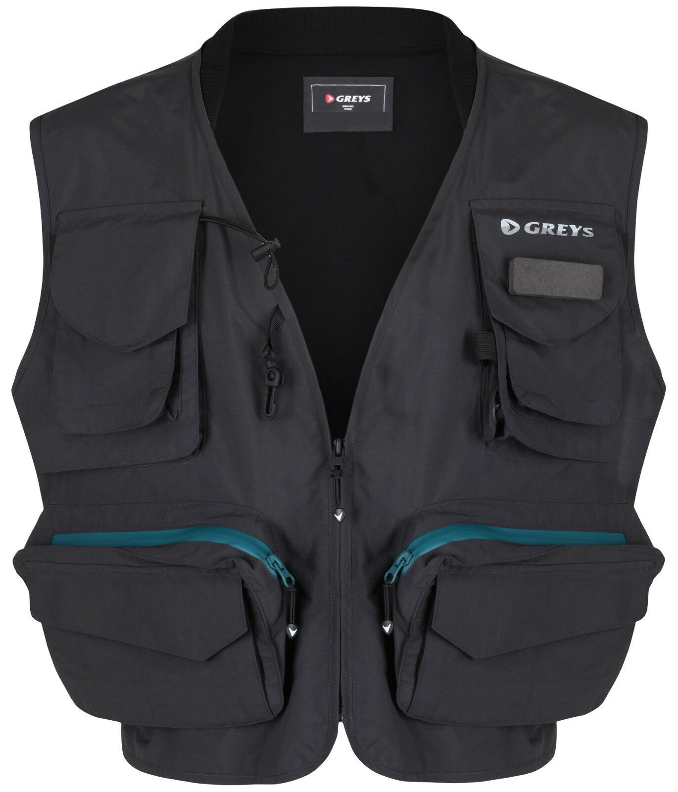 Greys Fishing Vest  Fliegenfischerweste Weste Angelweste Spinnweste Fly Vest  no minimum