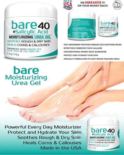 salicylic acid foot cream