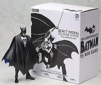 Kotobukiya sdcc exklusiven ersten auftritt batman limited edition artfx + statue