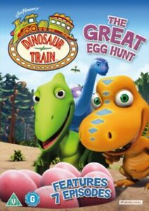 Neuf Dinosaure Train - The Great Œuf Chasse DVD (OPTD2741)