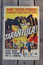 Tarantula Lobby Card Movie Poster John Agar Mara Corday Leo Carroll