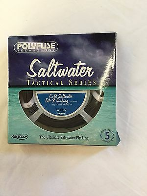 AIRFLO COLD SALTWATER TACTICAL SERIES DI-3 SINKING WF11S3 FLY LINE