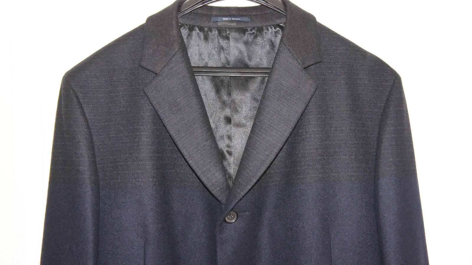 NWT Z Zegna Extra Trim Fit Plaid Wool Coat   SIZE  58R  XXL