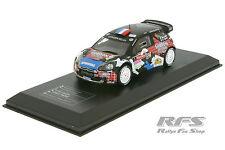 Citroen DS3 WRC - Rallye Condroz-Huy 2013 - Loeb - 1:43 IXO DCC 2013-CH-001