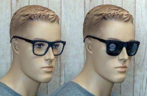 Frame BLACK BLUE 1404 0001 SKI 50/% OFF VUARNET CLIP ON Men Women Sunglasses