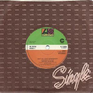 "Sisters Sledge - Got To Love Somebody (7"" Atlantic Vinyl-Single UK 1979) - Hamburg, Deutschland - Sisters Sledge - Got To Love Somebody (7"" Atlantic Vinyl-Single UK 1979) - Hamburg, Deutschland"