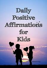 Daily Positive Affirmation Cards for Kids - Encourage & Inspire your children da