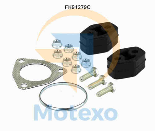 FK91279C CATALYTIC CONVERTER FITTING KIT FORD GALAXY 2.3 1//2003-3//2006