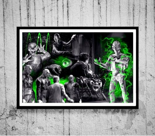 Martial Arts  ❤ poster art signed limited edition print cool gift present