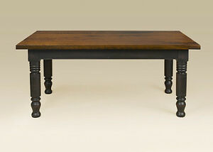 Image Is Loading Kitchen Farm Table 7ft Farmhouse Style Furniture Made