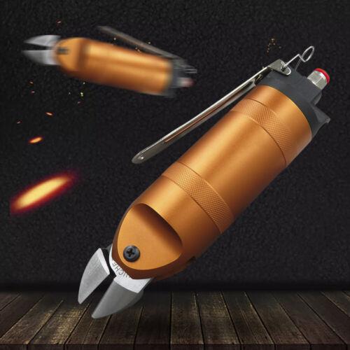 Pneumatic Scissors HS30-S7P Narrow Iron Copper Wire Cutting Metal Shears Tool US
