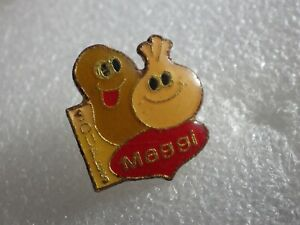 Pin-039-s-Vintage-Collector-Pins-Collection-Advertising-Maggi-Lot-PO085