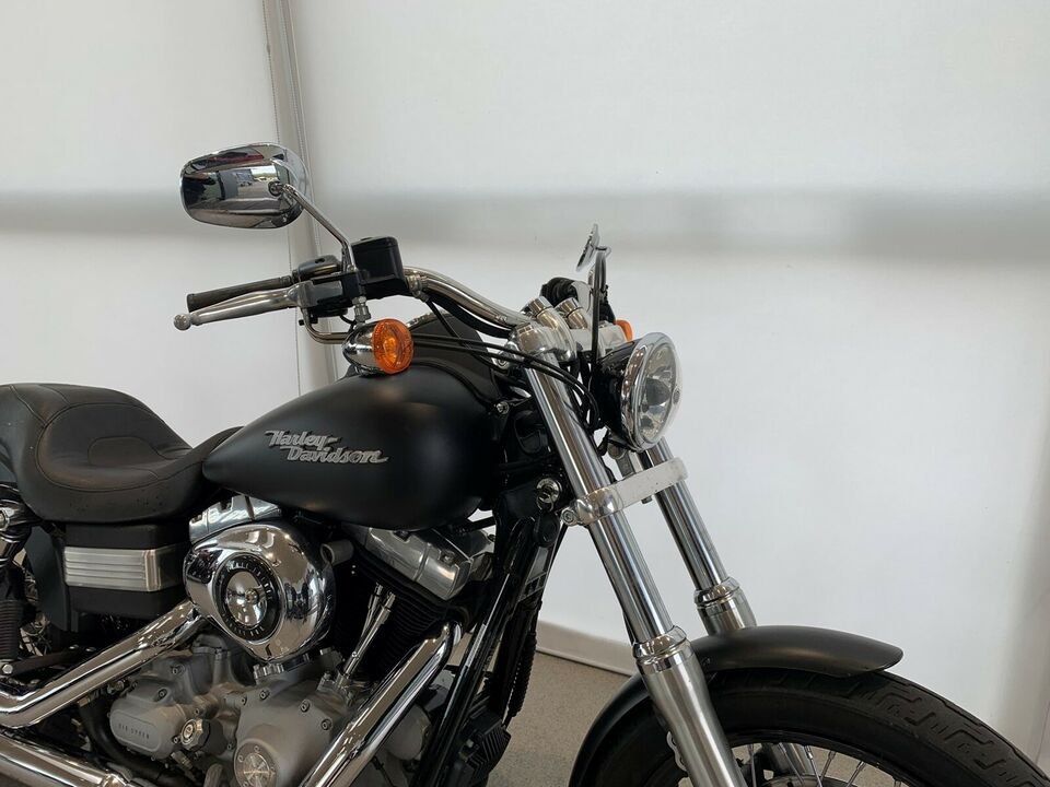 Harley-Davidson, FXDB Street Bob, ccm 1584