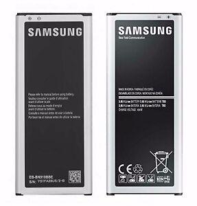 Genuine SAMSUNG EB-BN910BBE Batería Para 4 | 3220mAh GALAXY NOTE