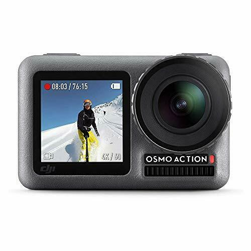 [Genuine national] DJI OSMO Action Action Camera