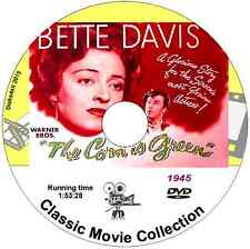 The Corn is Green -  Bette Davis Nigel Bruce 1945 Drama Film Movie on DVD
