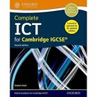 Complete ICT for Cambridge IGCSE by Stephen Doyle (Mixed media product, 2017)