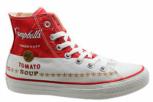 best sneakers f0897 3a87e ... Image is loading Converse-Chuck-Taylor-Andy-Warhol-Campbell-039 ...