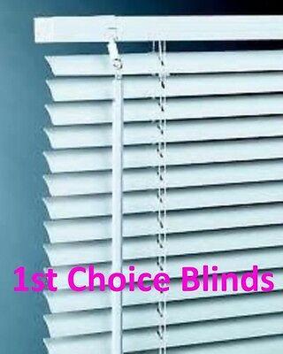 Quality Made to Measure Metal Aluminium Venetian Blinds 9 colours