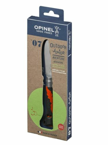 outdoor junior My First Opinel with a rounded end for younger users