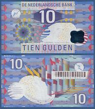 NIEDERLANDE / NETHERLANDS 10 Gulden 1997 UNC P. 99