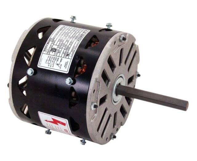 Century A.O. Smith ORM1056 Motor 115V 1/2 HP, 1075 RPM Rheem Ruud Replacement