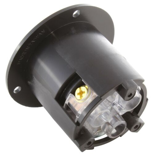 30 Amp Flanged Power Outlet NEMA L6-30R by AC WORKS™
